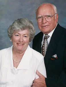 Bobbie and George Hoover. (Photo courtesy of the family.)