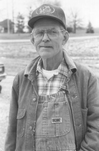 Henry Schriver was inducted into the National Cooperative, Ohio 4-H, Ohio Agricultural and Ohio Soil and Water Conservation Supervisors halls of fame. (Photo courtesy of the family.)