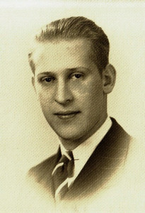 Herman Frankel graduated from Shaker Heights High School in 1940.