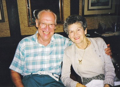In their retirement, Herman and Aileen Frankel spent winters in Weston, Fla., near Fort Lauderdale.