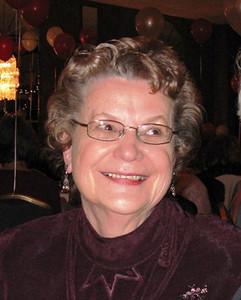 Joan Park. (Photo courtesy of the Park family.)