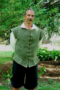 Martin Hasemann, known to fellow members of the Society for Creative Anachronism as Lazarus Jacob Von Hase. (Photo courtesy of the family.)
