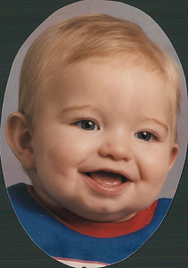 The memorial service for 16-year-old Micah Black, pictured here as a baby, took place on April 2, 2010, which also was Autism Awareness Day.
