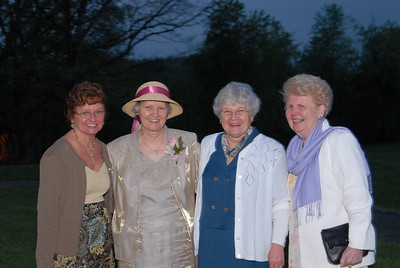 Four eldest Mason sisters: Mary Lee Pankoff, Janice Stanko, Judy Bell and Pat Beattie.