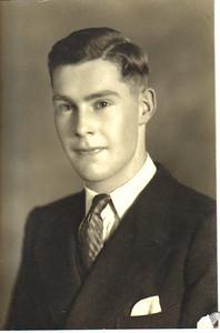 Ray Church, 1937 Wellington HIgh School graduate.