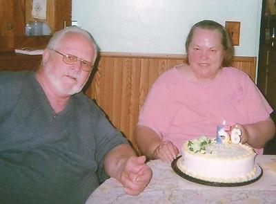 Joe and Sharon Borer. (Photo courtesy of the family.)
