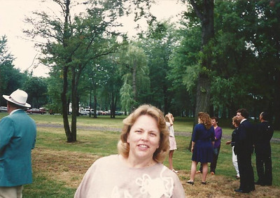 Sharon Borer. (Photo courtesy of the family.)