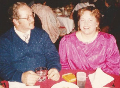 Joe and Sharon Borer were married for more than 50 years. (Photo courtesy of the family.)