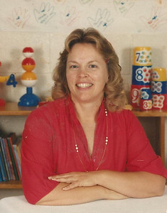 Sharon Borer opened the Avon Lake Children's Center in 1982 and ran it through 2001. (Photo courtesy of the family.)