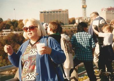 Sharon Borer, on vacation. (Photo courtesy of the family.)