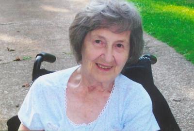 Sophia Bedocs, 2010. (Photo courtesy of the family.)