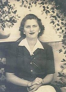 Sue Kerchmar, 1940s