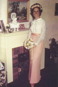 Teddy Witt served as a bridesmaid in several friends' weddings, including the wedding of Marci Heider to Larry Whitt. When another Larry Witt (different spelling) called to ask for a date, Teddy was taken aback. She ended up becoming Mrs. Larry Witt a year after her friend became Mrs. Larry Whitt.