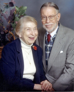 Jean and Tom Bowen, 1995. (Photo courtesy of the family.)