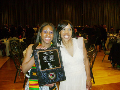 Tippie Moon, right, beamed whenever her daughter, Tamira, received an award, a degree or other measure of success.