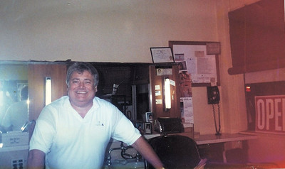 Tom Kuns owned Tom's Barber Shop at 112 8th St., Lorain, for more than 40 years.