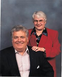 Tom and Peggy Kuns.