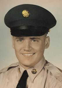 Tom Kuns served in the Ohio National Guard in the 1960s.