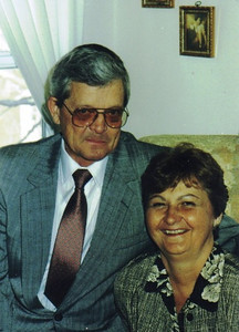 Turk and Eleanor Vargo at home.