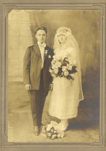 Turk Vargo's parents, Julius and Esther Vargo, were Hungarian immigrants who were married in Elyria.