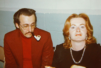 Jim and Marilyn Exline of Grafton, pictured in the 1970s or '80s.