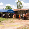 Villagers Loading Up Farm Truck at Deceased Woman's Home for Trip to Crematorium
