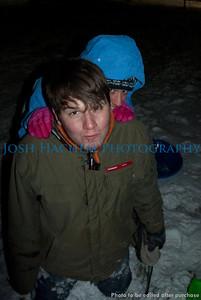 12 17 2008 Sledding down JRP hill (30)