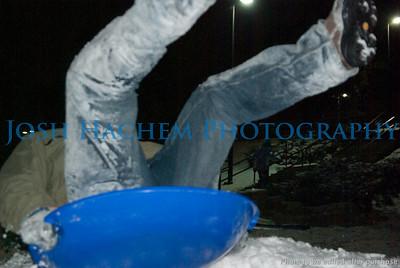 12 17 2008 Sledding down JRP hill (34)