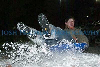 12 17 2008 Sledding down JRP hill (35)