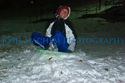 12 17 2008 Sledding down JRP hill (26)