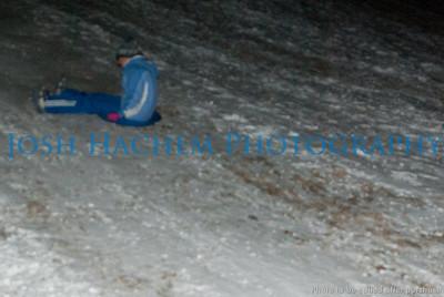 12 17 2008 Sledding down JRP hill (17)