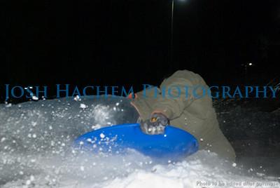 12 17 2008 Sledding down JRP hill (33)