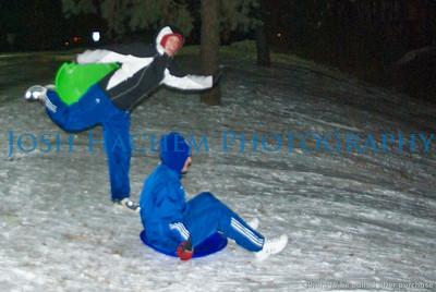 12 17 2008 Sledding down JRP hill (5)