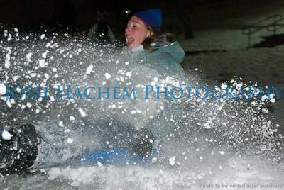 12 17 2008 Sledding down JRP hill (24)