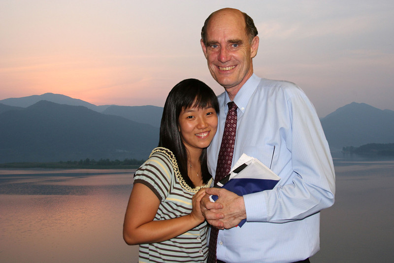 Catharina and Ian, Seoul