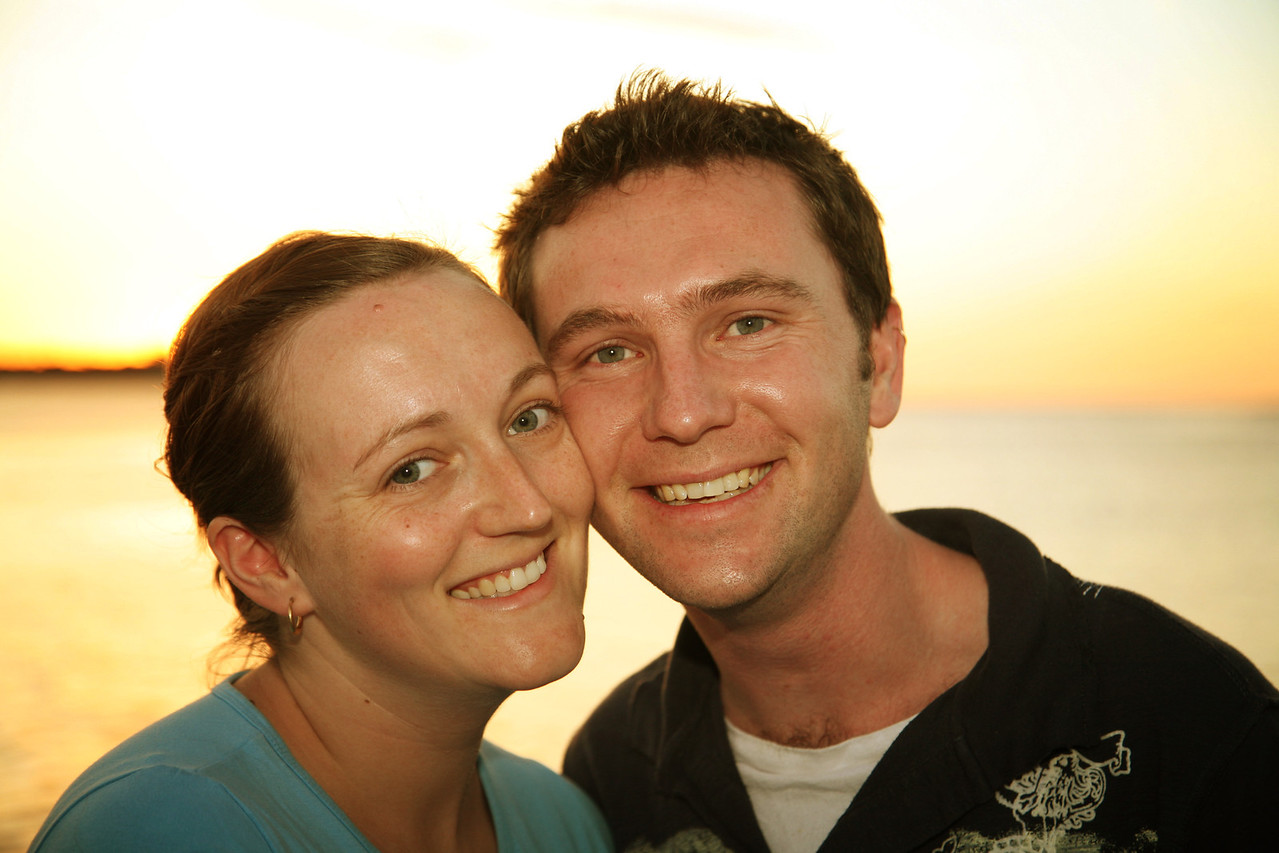 Gillian and David, Vanuatu