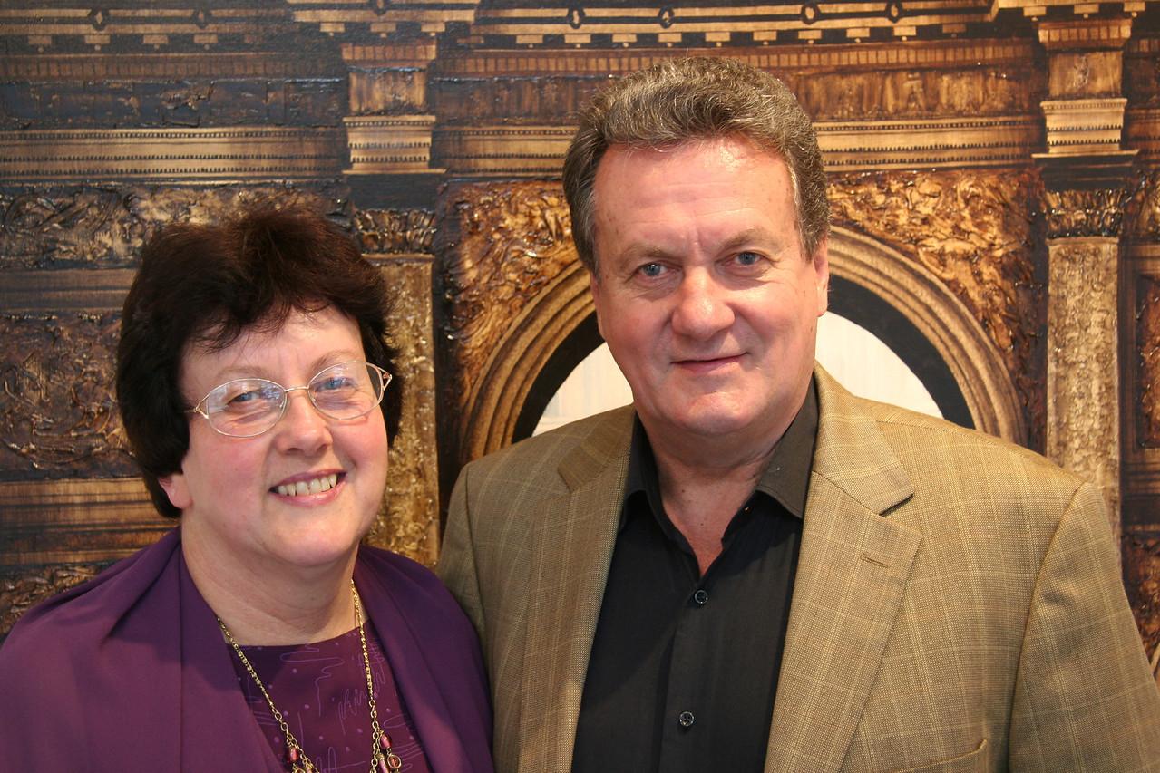 Margaret and Bill, Sydney