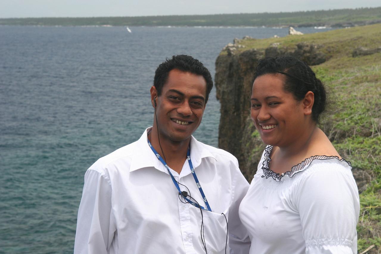 Kepueli and Vasiti, Tonga