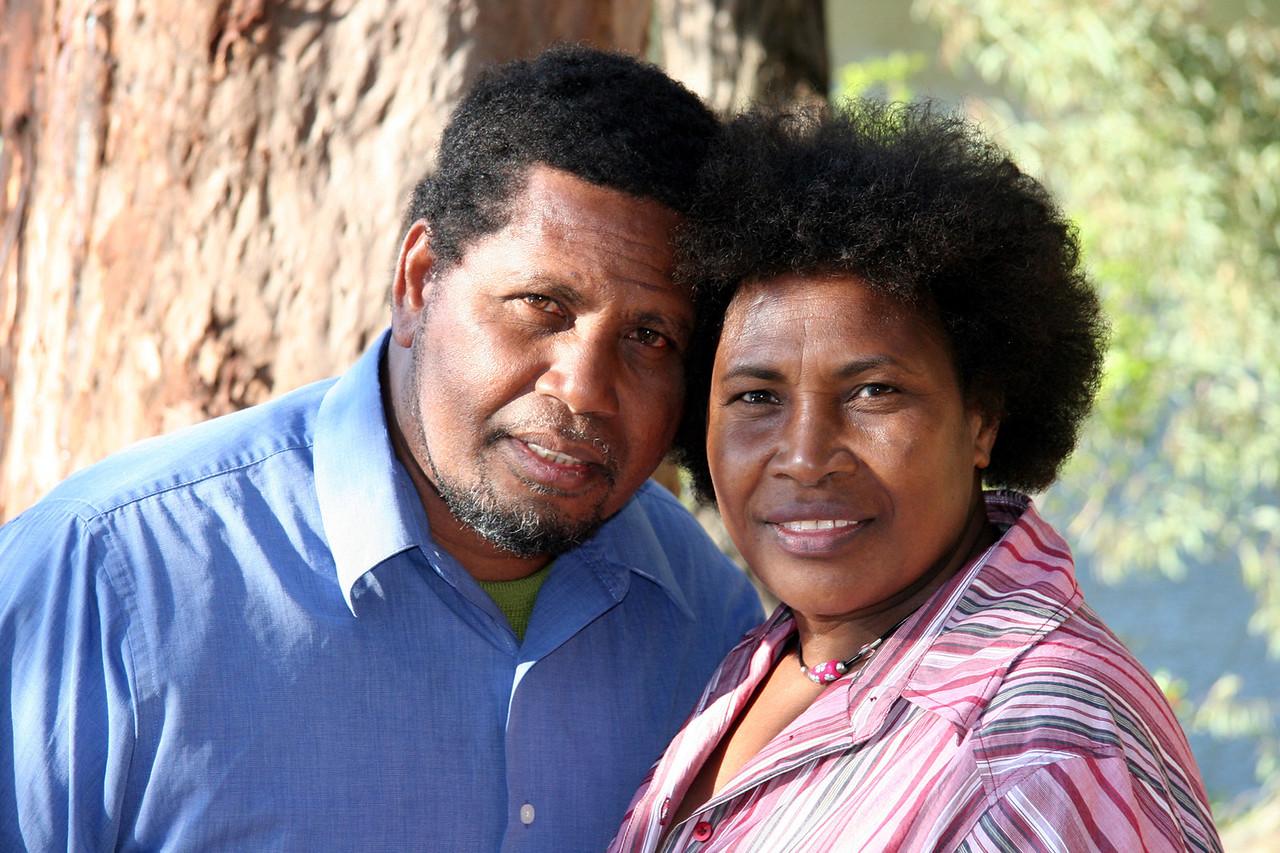 Ishmael and Meltus, Solomon Islands