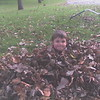 Alex buried at ELC Clean Up 10/20/2007
