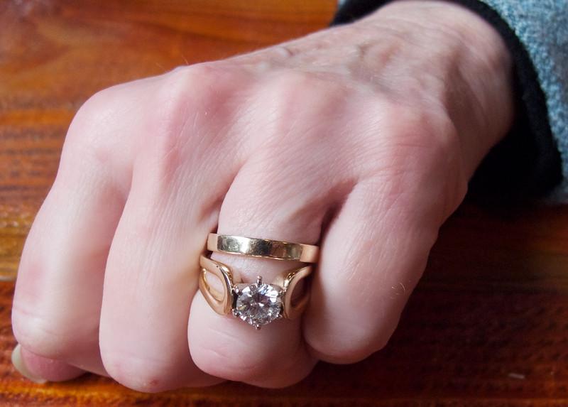 Karen Herrick's rings