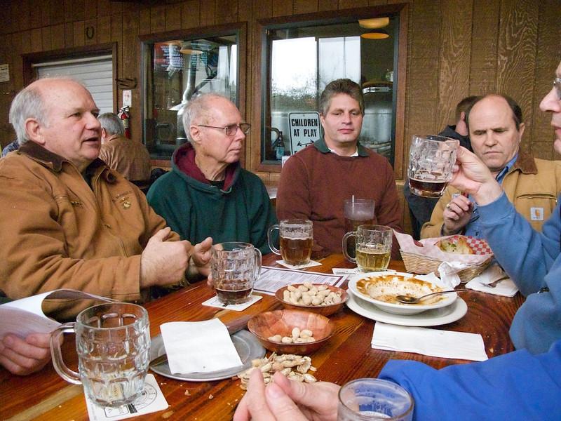 Russ Moye, Bruce Edney, Dave Carey Craig Corbaley and Terry Corcoran