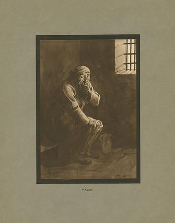 Dickens character, Fagin