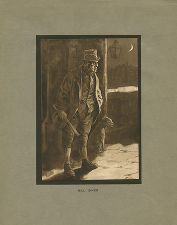 Dickens character, Bill Sikes