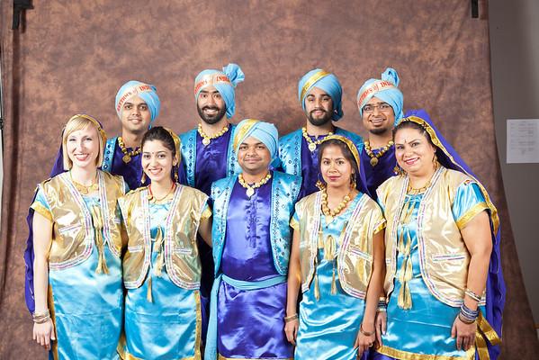 Diwali 2013 Family Portrait