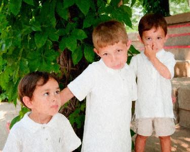 014 Doan Family At Purina Farms 6-11 - Jaden Dakota Nicholas (10x8) oilpaint