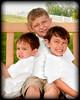 002 Doan Family At Purina Farms 6-11 - Nicholas Dakota Jaden (8x10) soft