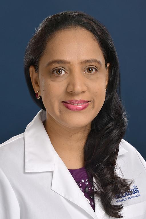 Nandhini Veeraraghavan, MD, FAAFP