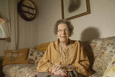Dorothy Fox turns 100
