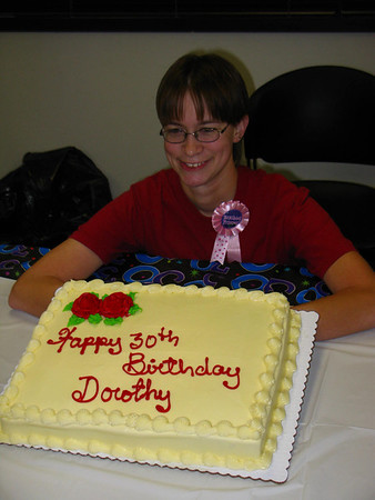 Dorothy's 30th Birthday at TLC